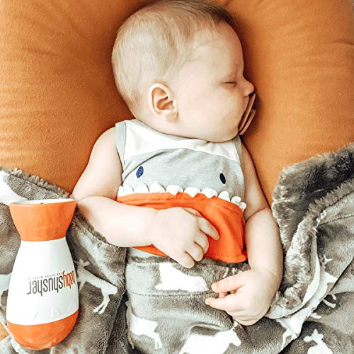 Baby Shusher For Babies — Sleep Miracle Soother Sound Machine For New Parents