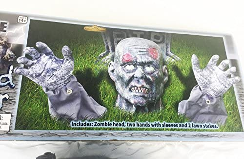 Forum Novelties Halloween Zombie Lawn Decoration