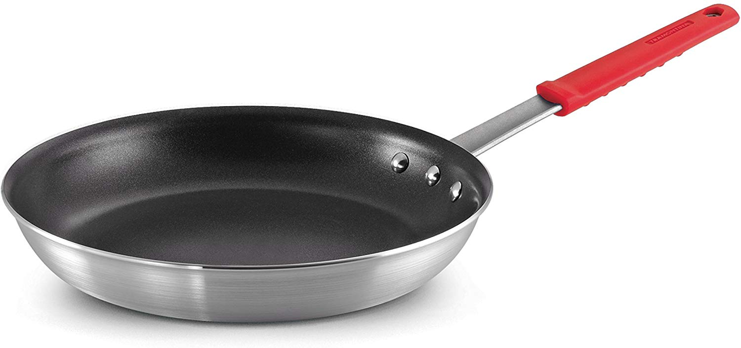 "Tramontina 80114/536DS Aluminum Nonstick Restaurant, 12"", Madein USAi Professional Fry Pan, inches"