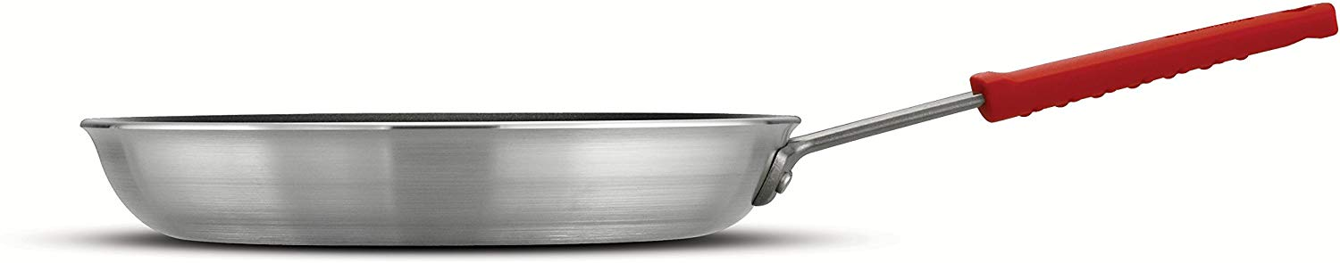 """Tramontina 80114/536DS Aluminum Nonstick Restaurant, 12"""", Madein USAi Professional Fry Pan, inches"""